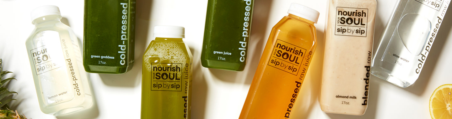 Cleanse cold-pressed juice