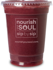 nourish your soul acai smoothie