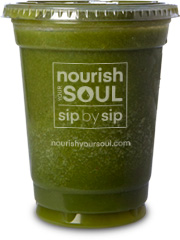 Deep Green Recovery Smoothie